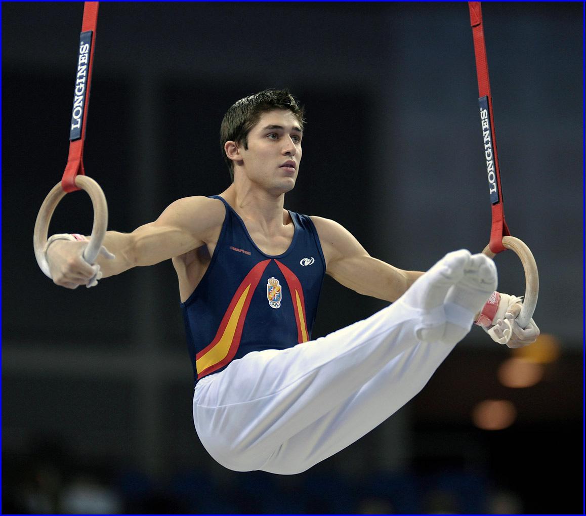 Gymnastics – nueva clase de especialización impartida por el gimnasta olímpico Javi Gomez